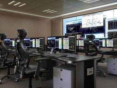 Sala Operaciones - sala de control